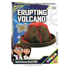 Kids Science Kits- Erupting Volcano at Kapruka Online