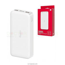 Xiaomi Redmi 20000mAh Power Bank By Xiaomi at Kapruka Online for specialGifts