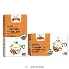 Rolanta  Organic Cinnamon Herbal Drink- 40g By NA at Kapruka Online for specialGifts