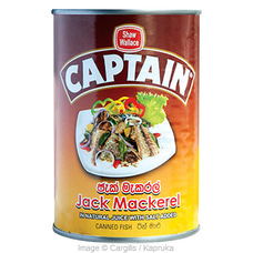 CAPTAIN JACK MACKEREL - 425 GR at Kapruka Online