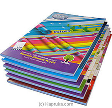 Half Dozen Exercises Books - 120 Pagesat Kapruka Online for specialGifts