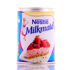 Nestle Milkmaid Condensed Milk Tin - 525g at Kapruka Online