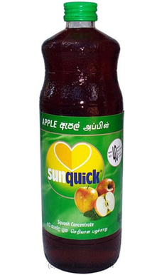 Sunquick Apple Juice Bottle - 700ml By Sunquick at Kapruka Online for specialGifts