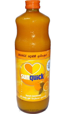 Sunquick Orange Juice Bottle - 700ml By Sunquick at Kapruka Online for specialGifts