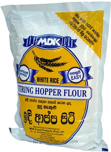 MDK String Hopper White Flour pkt - 700g By MDK at Kapruka Online for specialGifts