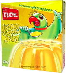 Motha Lemon Jelly pkt - 100g By Motha at Kapruka Online for specialGifts