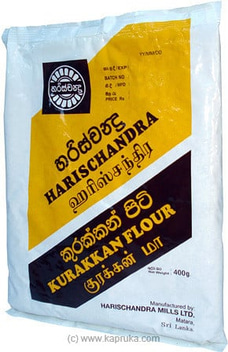 HARISCHANDRA Kurakkan Flour - 400grm By Harischandra at Kapruka Online for specialGifts