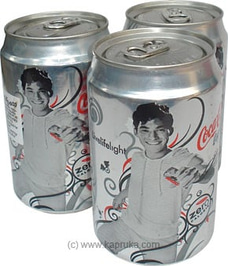 3 Pack of light Coca Cola - 960ml By CocaCola at Kapruka Online for specialGifts