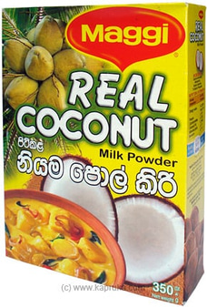 Maggi Coconut Milk Powder - 300 g By Maggi at Kapruka Online for specialGifts