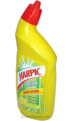 Harpic Citrus Bottle - 500ml at Kapruka Online