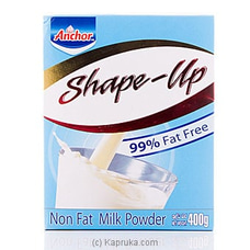 Anchor Shape- up Milk Powder - 400g By Anchor at Kapruka Online for specialGifts