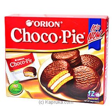 Orion  Choco Pie - 336g By Orion at Kapruka Online forspecialGifts
