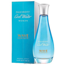 Womans Davidoff Cool Water woman  Wave Perfume By DAVIDOFF at Kapruka Online for specialGifts