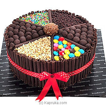 Choco Candy Land Cake Online at Kapruka | Product# cake00KA00444