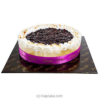 Blueberry Cheesecake (GMC) Online at Kapruka | Product# cakeGMC00161