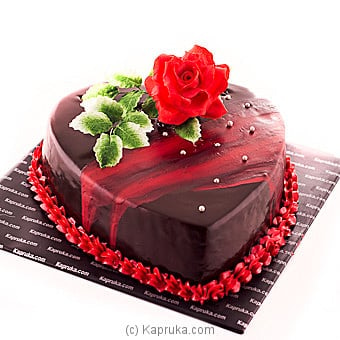 Love Blossom Chocolate Gatuex Online at Kapruka | Product# cake00KA00730