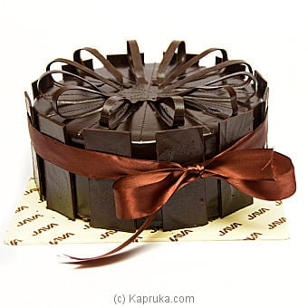 Java Chocolate Nightmare Cake Online at Kapruka | Product# cakeJAVA00108