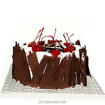 Movenpick Black Forest Cake Online at Kapruka | Product# cakeMVP0095