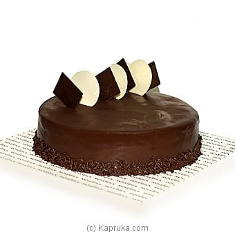 Movenpick Eggless Chocolate Cake Online at Kapruka | Product# cakeMVP00100
