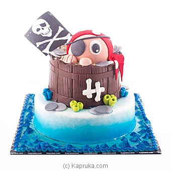 Pirate Of The Caribbean Online at Kapruka | Product# cake00KA00915