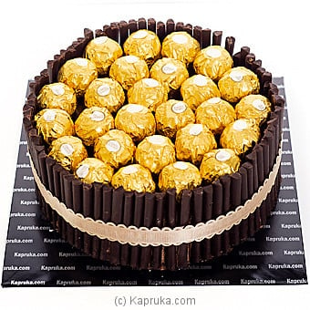 Castle Choc Online at Kapruka | Product# cake00KA00958