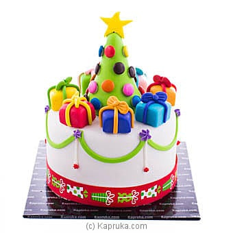 Christmas Celebration Online at Kapruka | Product# cake00KA00993
