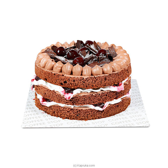 Cinnamon Grand Chocolate Black Forest Cake Online at Kapruka | Product# cakeCG00103