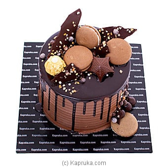 Heavenly Blended Chocolate Cake Online at Kapruka | Product# cake00KA001105