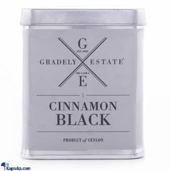 GE Cinnamon Black Tea - 100g Online at Kapruka | Product# CBgrocery00072