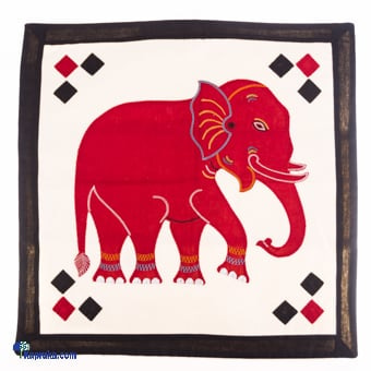 Elephant Design Cushion Cover Online at Kapruka | Product# CBhome00050