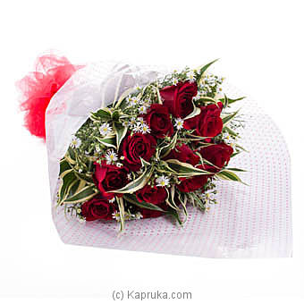 With Love To The Sweetest Angel Flower Bouquet Online at Kapruka | Product# flowers00T579