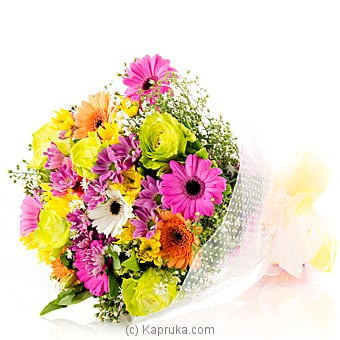 To Beautiful You Flower Bouquet Online at Kapruka | Product# flowers00T778