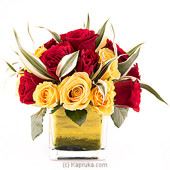 Colorful Love Online at Kapruka | Product# flowers00T818