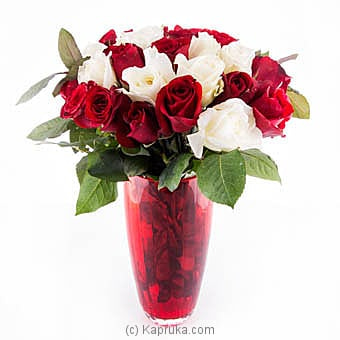 Ruby Red Blooms Online at Kapruka | Product# flowers00T896