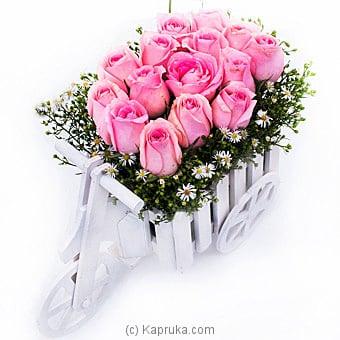 Rosy Moon Beams Online at Kapruka | Product# flowers00T1137