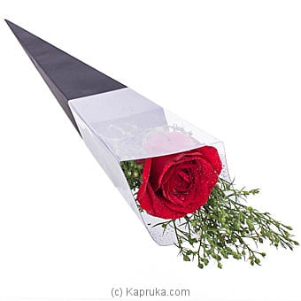 A Rose Amorous For Valentines Online at Kapruka | Product# flowers00T1182