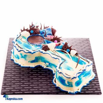 Get Key Birthday Cake-Blue Online price in Sri Lanka ...
