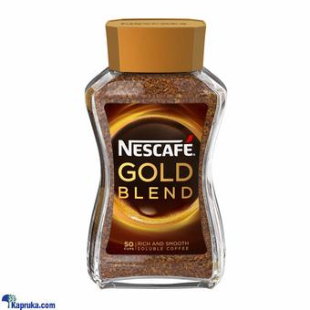 Nestle | Nescafe Gold 100g Price in Sri Lanka | At Kapruka