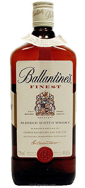 Ballantine's - 750ml Online at Kapruka | Product# liqprod100125