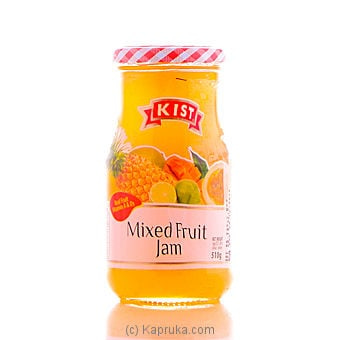 Kist - Mixed Fruit Jam Bottle - 510g Online at Kapruka | Product# grocery00284