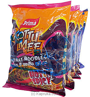 5 Pack Of Prima Kottu Mee Instant Noodles Packet Online at Kapruka | Product# grocery00340