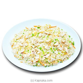 Fried Rice With Chicken Online at Kapruka | Product# ChineseDragon0114