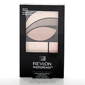 Revlon Photoready Primer Plus Eye Shadow - 505 Online at Kapruka | Product# cosmetics00200