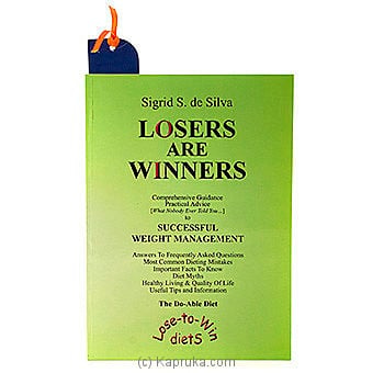 Losers Are Winners Online at Kapruka | Product# grocery00433