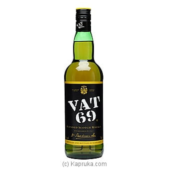 Vat 69- 750ml Online at Kapruka | Product# liqprod100220