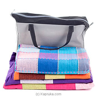 Tulip Bed Sheet Hamper Online at Kapruka | Product# household00168