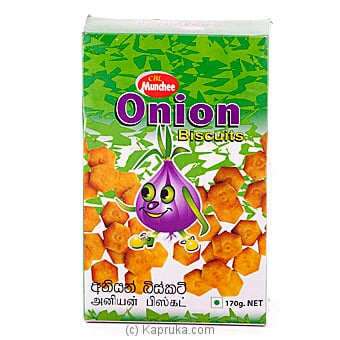 Munchee Onion 180g Online at Kapruka | Product# grocery00438
