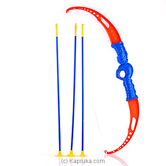 World Champion Archer Toy Bow And Arrow Dart Play Set Online at Kapruka | Product# kidstoy0Z585