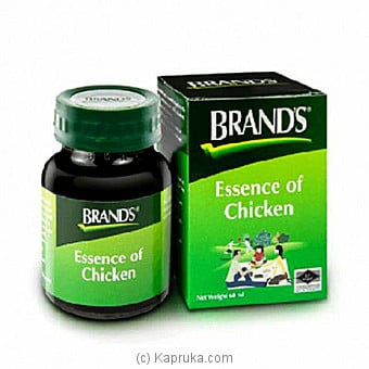 Brands Essence Of Chicken- 42g Online at Kapruka | Product# grocery00763