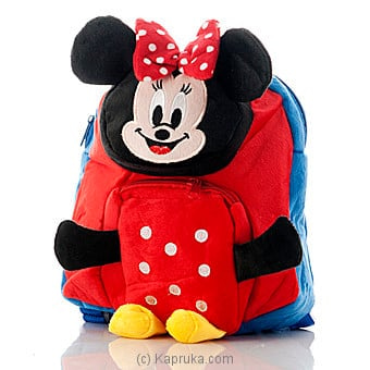 Minnie Mouse Nursery Backpack Online at Kapruka | Product# childrenP0227